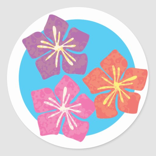 Lily Pond Sticker
