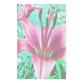Lily Stationery