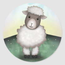 Lily the Lamb - Stickers