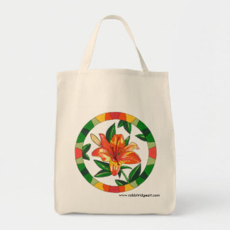 Lily Tote Canvas Bags