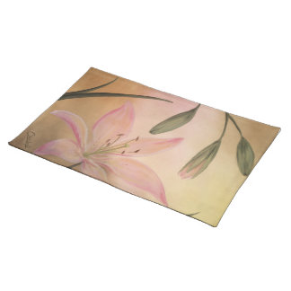 Lily with Buds Placemat