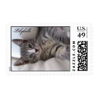 Lilybelle Adopted from a Shelter Postage