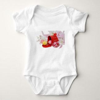 LilyEggsMailbox051409 Baby Bodysuit