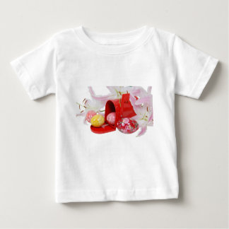 LilyEggsMailbox051409 Baby T-Shirt