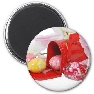 LilyEggsMailbox051409 Magnet