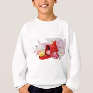 LilyEggsMailbox051409 Sweatshirt