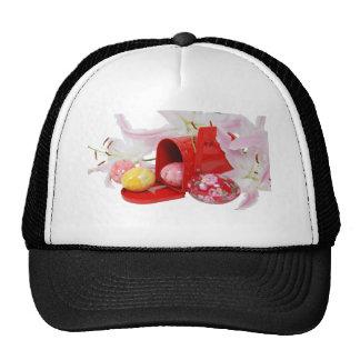 LilyEggsMailbox051409 Trucker Hat