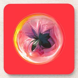 lilyfaux.jpg drink coaster