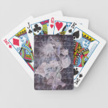 Lilyflower Abstract Card Deck