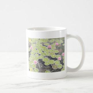 Lilypad Art Coffee Mug