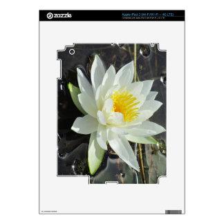 Lilypad blom decals for iPad 3