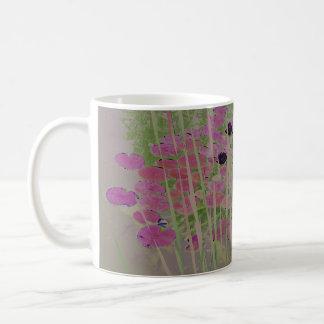 Lilypad Pond Art Mug