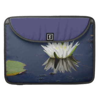 Lilypad Reflection MacBook Pro Sleeve