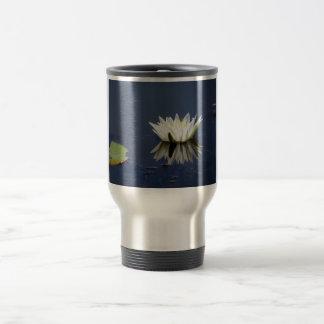 Lilypad reflection mugs