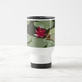 Lilypads Impressionism Art Mugs