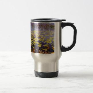 Lilypads Travel Mug