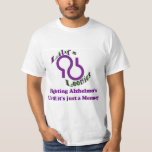 Lily's Loonies Alzheimer's Team Shirt