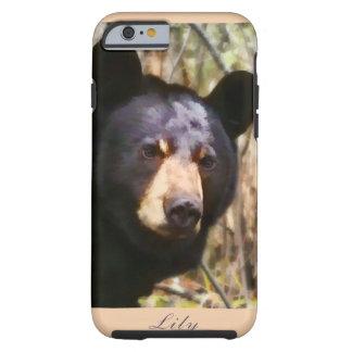 Lily's Portrait Case Tough iPhone 6 Case