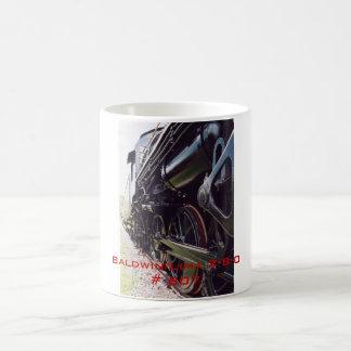 Lima 2-8-0 # 607, Baldwin/Lima 2-8-0# 607 Classic White Coffee Mug