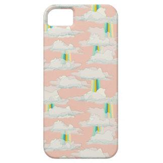 lima agria del haz y nubes y rayos de sol de la iPhone 5 fundas