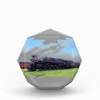 Lima-Baldwin Locomotive Nickel Plate Railroad #757 Award