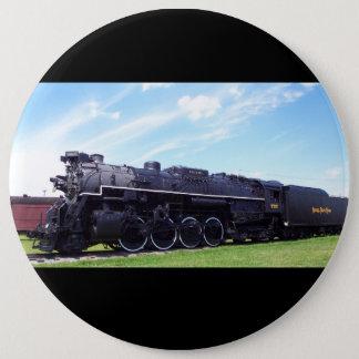 Lima-Baldwin Locomotive Nickel Plate Railroad #757 Button