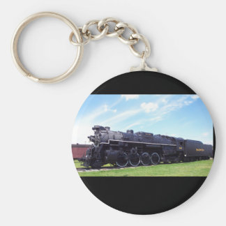 Lima-Baldwin Locomotive Nickel Plate Railroad #757 Keychain