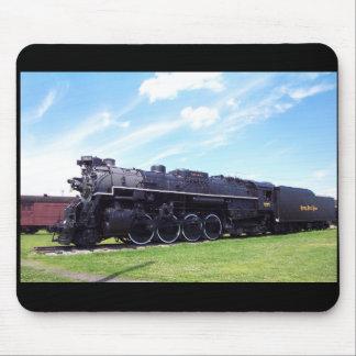 Lima-Baldwin Locomotive Nickel Plate Railroad #757 Mouse Pad