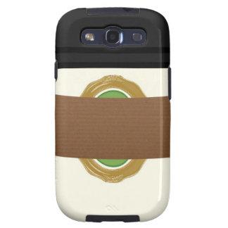Lima Bean Coffee Cup Samsung Galaxy SIII Case