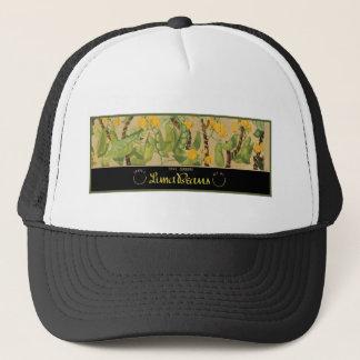 Lima Beans Vintage Label Trucker Hat