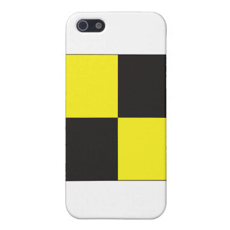 Lima (L) Signal Flag Cover For iPhone SE/5/5s