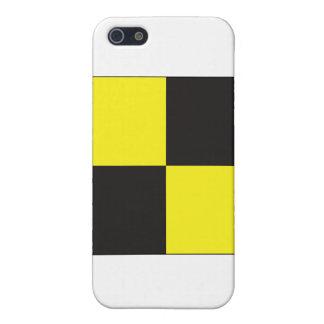 Lima (L) Signal Flag iPhone SE/5/5s Case