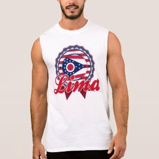 Lima, OH Sleeveless T-shirt