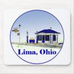 Lima, Ohio Alfombrilla De Ratones