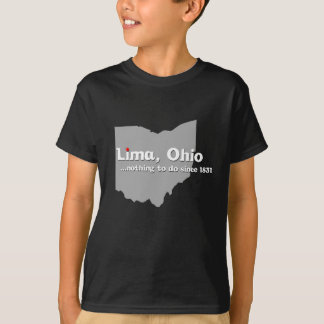 Lima, Ohio Poleras
