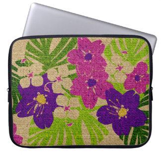 Limahuli Garden Hawaiian Neoprene Wetsuit Laptop Sleeve