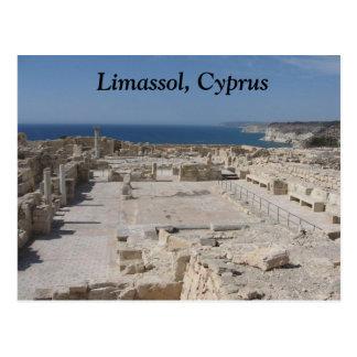 Limassol, Cyprus Postcard