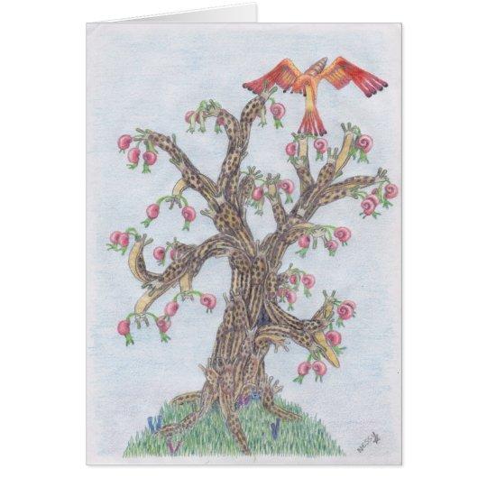 Limax Tree Card