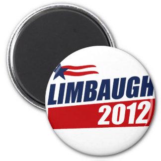 LIMBAUGH 2012 2 INCH ROUND MAGNET