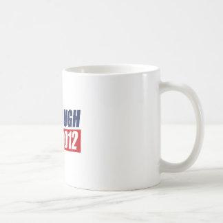 LIMBAUGH 2012 CLASSIC WHITE COFFEE MUG