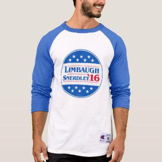 Limbaugh Snerdley 2016 T Shirts