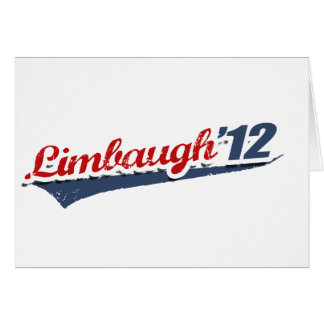 Limbaugh Team Greeting Card