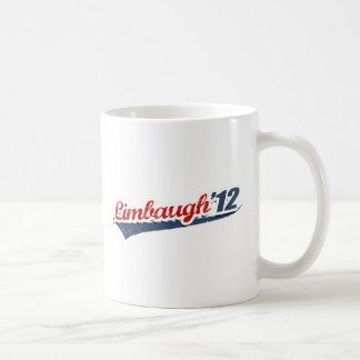 Limbaugh Team Classic White Coffee Mug
