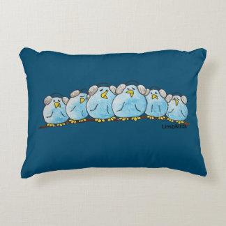 LimbBirds Accent Pillow