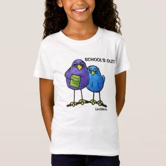 LimbBirds Girls' T-shirt