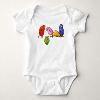LimbBirds infant tshirt