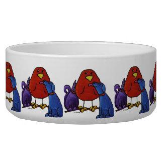 LimbBirds Large Pet Bowl