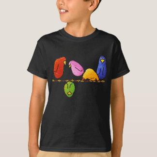 LimbBirds t-shirt