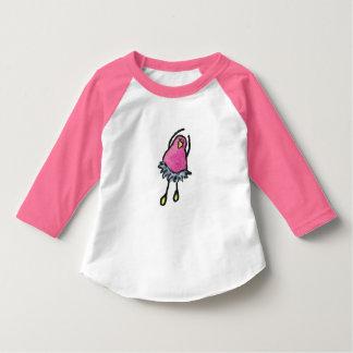 LimbBirds Toddler Girls T-Shirt
