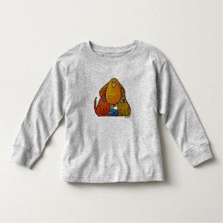 LimbBirds Toddler Long Sleeve Shirt